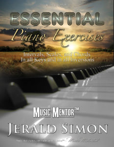 Essential Piano Exercises (front)