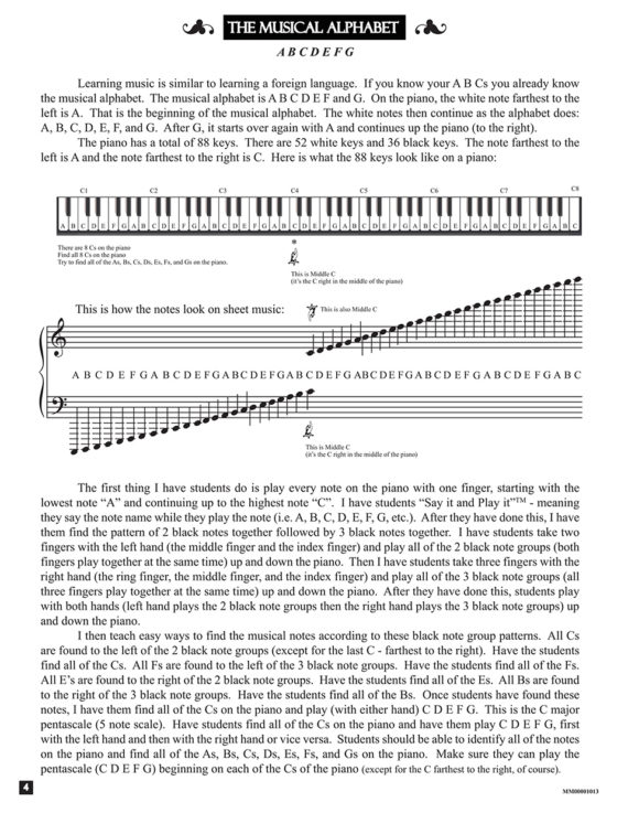 "Intro 1 by Jerald Simon - from the book ""Cool Songs for Cool Kids"" (Primer Level) - published by Music Motivation"