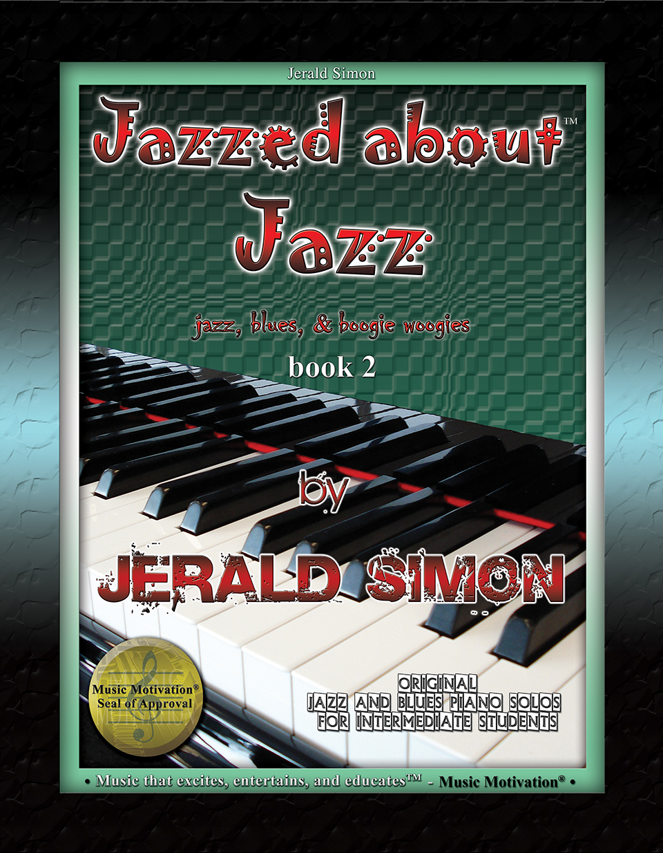 Jazzed about Jazz (book 2) - PDF download (single use license)