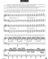 Lesson 1-6 Lesson – from the book Sea Fever by Jerald Simon (published by Music Motivation)