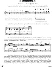 Lesson 3 Lesson from the book Hymns of Exaltation by Jerald Simon (published by Music Motivation)