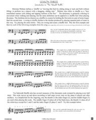 Lesson three – The Sidewalk Shuffle by Jerald Simon published by Music Motivation