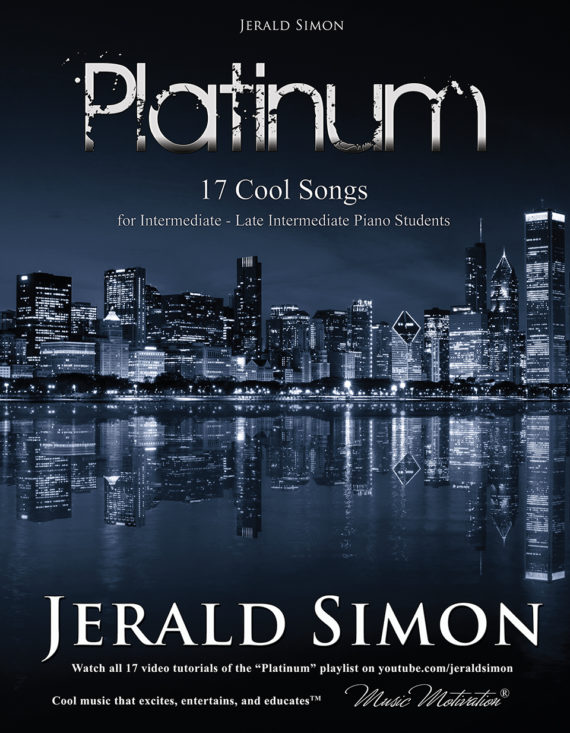 Platinum by Jerald Simon (published by Music Motivation)