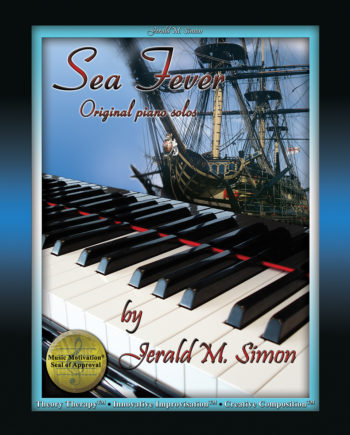 Sea Fever by Jerald Simon (published by Music Motivation)