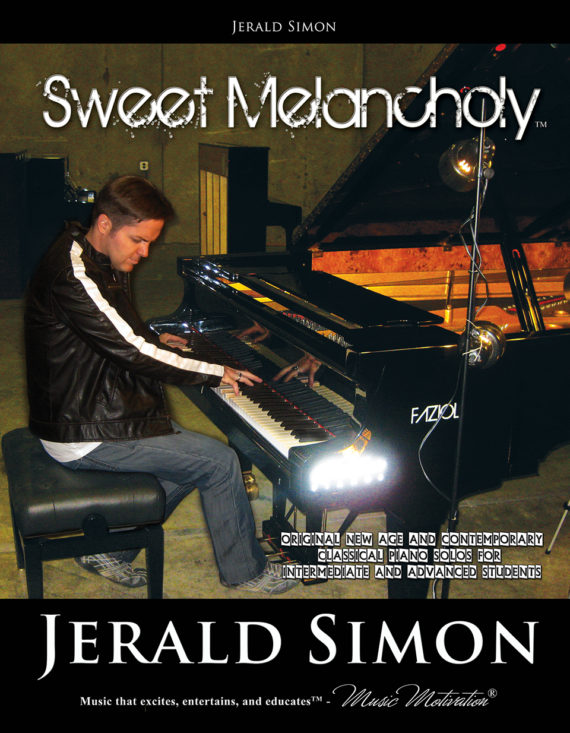 Sweet Melancholy by Jerald Simon - published by Music Motivation