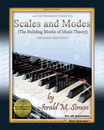 An Introduction to Scales and Modes (second edition) by Jerald Simon