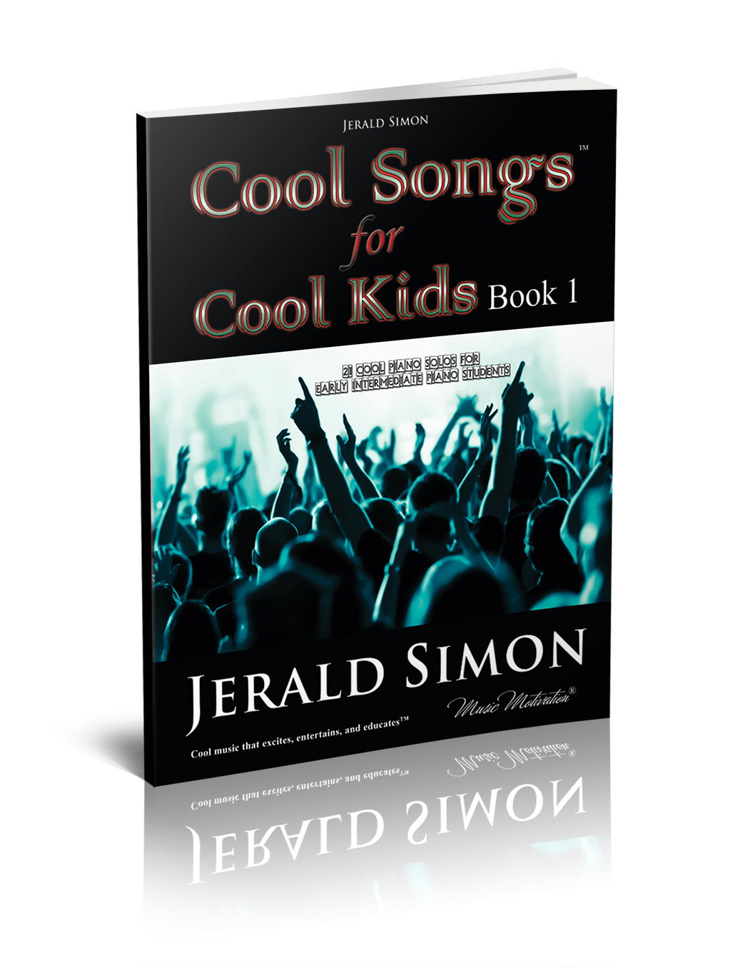 Cool Songs for Cool Kids (book 1) - PDF download (single use)