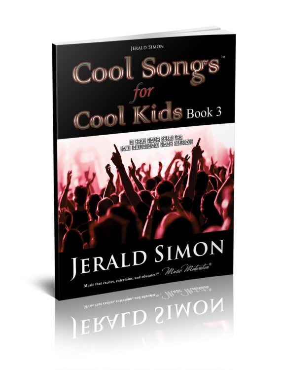 Cool-Songs-book-3-by-Jerald-Simon - Published by Music Motivation (musicmotivation.com)