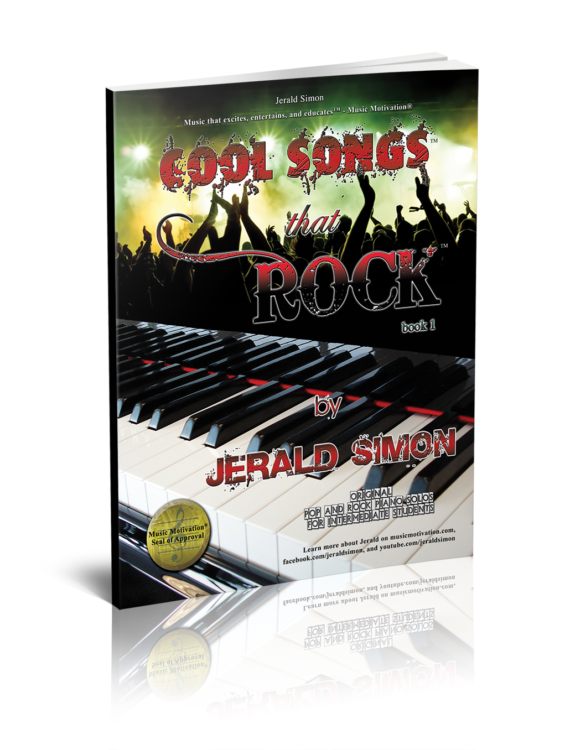 Cool-Songs-that-Rock-by-Jerald-Simon - Published by Music Motivation (musicmotivation.com)