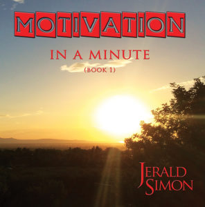 Book Cover – Motivation in a Minute