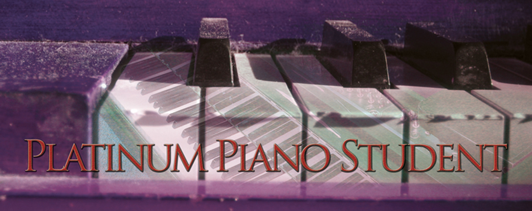 Platinum-Piano-Student - Jerald Simon - Music Motivation