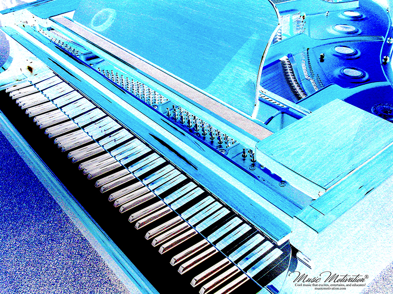 Blue Piano by Jerald Simon (Music Motivation) - visit musicmotivation.com to learn more about motivating piano students!