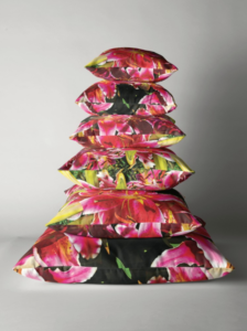 Asiatic Lily Photography by Jerald Simon – Music Motivation (musicmotivation.com) – Pillow Case sold by RedBubble