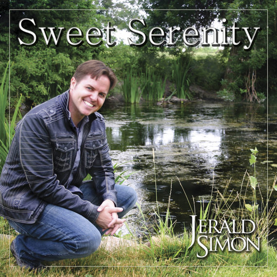 3. Sweet Serenity (Album Cover) - by Jerald Simon (Produced by Music Motivation - musicmotivation.com)