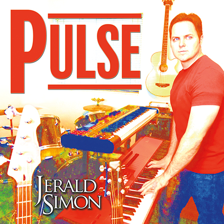 4. Pulse (Album Cover) - by Jerald Simon (Produced by Music Motivation - musicmotivation.com)
