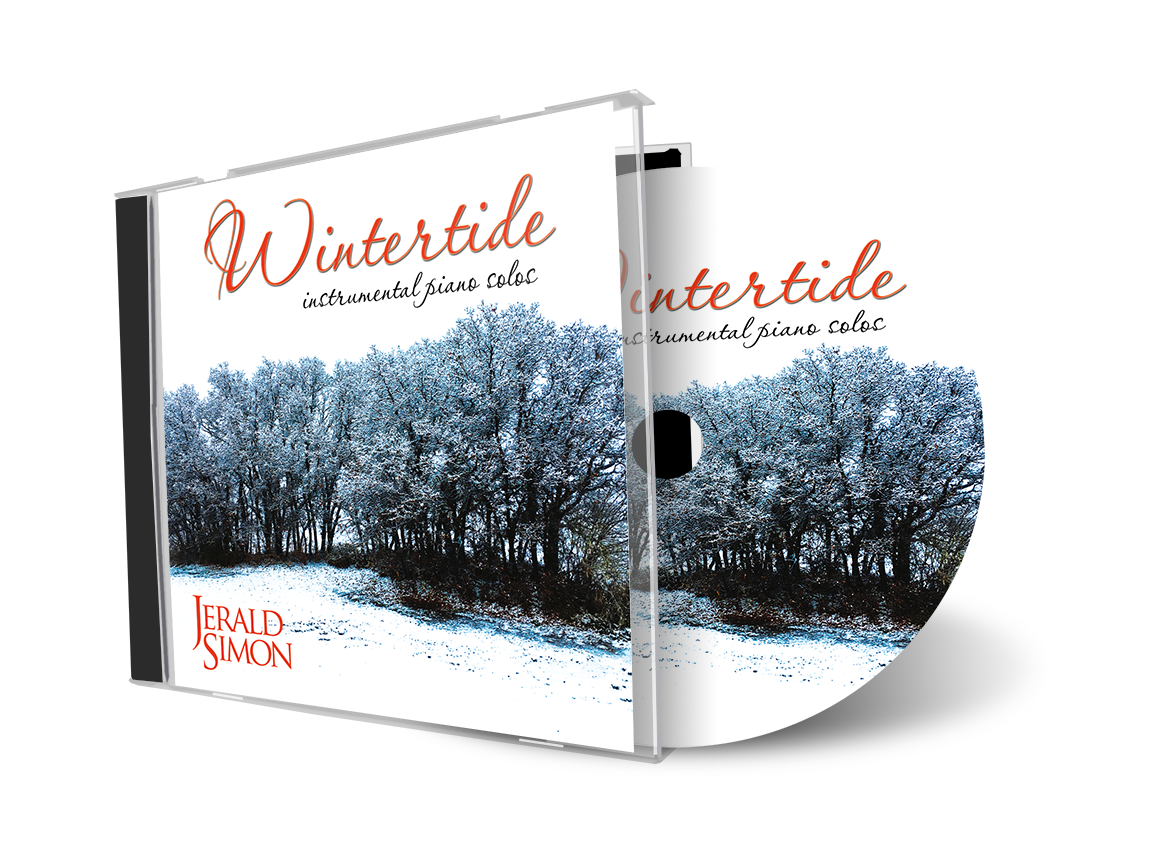Wintertide by Jerald Simon available on Spotify, iTunes, Amazon, and all online streaming sites...